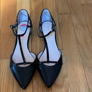 Worn 1 time ! Size 7 flats Ivanka Trump shoes